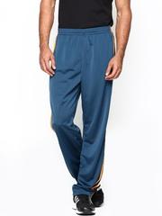 Men Teal Blue ADI Firebird Track Pants Adidas Originals