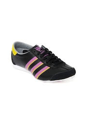 Adidas Originals Women Black Aditrack Casual Shoes