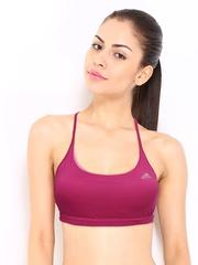 Adidas Pink Sports Bra S18736