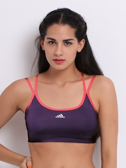 Adidas Purple Sports Bra M33789