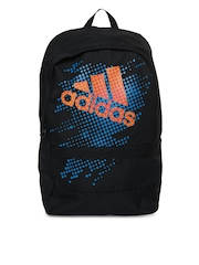 Adidas Unisex Black Backpack