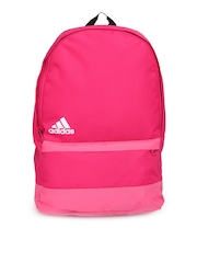 Adidas Women Pink Backpack