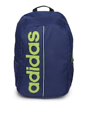 Adidas Unisex Blue Backpack