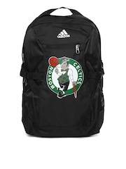 Adidas Unisex Black Celtics Backpack