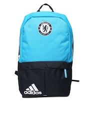 Adidas Unisex Blue Chelsea Football Club Backpack