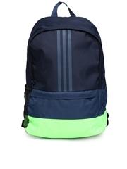 Adidas Unisex Navy Backpack