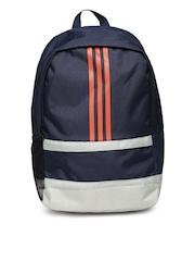 Adidas Unisex Navy Versatile 3S Backpack
