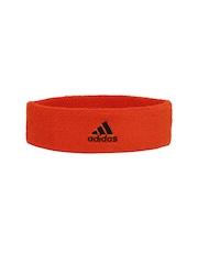 Adidas Unisex Orange Headband