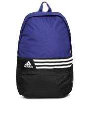 Adidas Unisex Purple DER BP M 3S Backpack