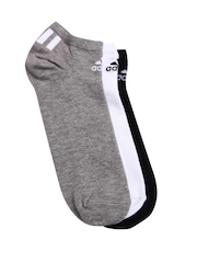 Adidas Unisex Pack of 3 Socks