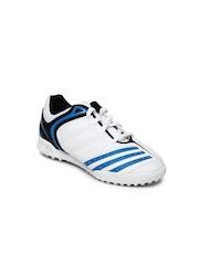 Adidas Kids White Howzat J V Sports Shoes
