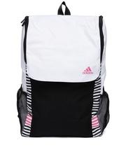 Adidas Unisex White & Black YG BP Backpack