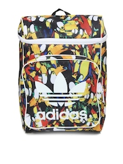 Adidas Originals Women Multi-Coloured Printed Backpack