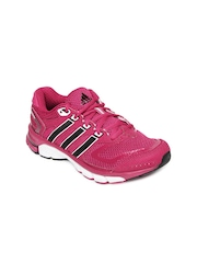 Adidas Women Pink Response Cushion 22 Sports Shoes