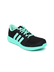 Adidas Women Black Hellion Running Shoes