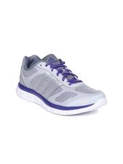 Adidas Women Grey Breeze 202 2 Running Shoes