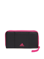 Adidas Women Black Wallet