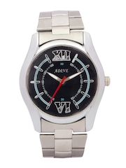 Adine Men Black Dial Watch