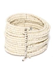 Adrika Off-White Cuff Bracelet