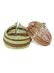 Adrika Set of 2 Cuff Bracelets