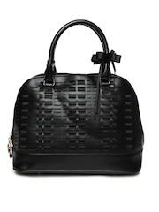 Aex Black Handbag