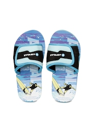 Airwalk Boys Blue & Black Flip Flops