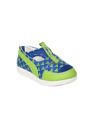 Airwalk Kids Blue & Green Sandals