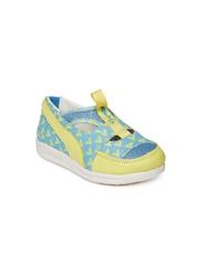 Airwalk Kids Blue & Yellow Sandals