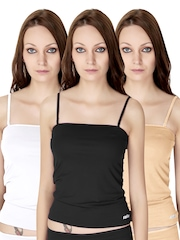 Alba Set of 3 Camisoles