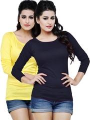 Alba Women Pack of 2 T-shirts