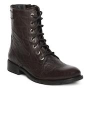 Alberto Torresi Men Brown Shoes