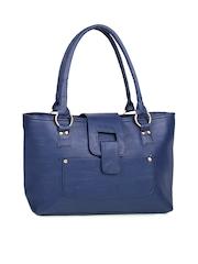 Alessia74 Blue Handbag