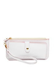 Alessia74 Women white Wallet