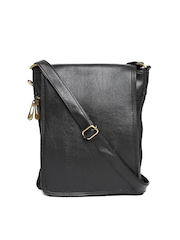 Alessio69 Black Sling Bag
