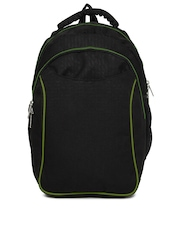 Alessio69 Men Black Backpack