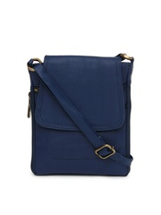 Alessio69 Blue Sling Bag