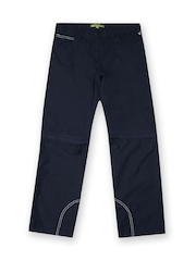 Allen Solly Junior Boys Navy Convertible Cargo Trousers