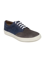 Allen Solly Men Brown & Blue Casual Shoes