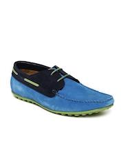 Allen Solly Men Blue Boat Shoes