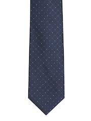 Alvaro Castagnino Dark Blue Tie