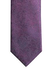 Alvaro Castagnino Purple Tie