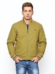 American Swan Men Khaki Jacket