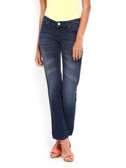 American Swan Women Blue Slim Fit Jeans