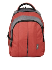 American Tourister Unisex Atcyber C2l Rust Backpack