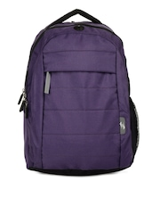 American Tourister Unisex AT Cyber C3L Purple Backpack