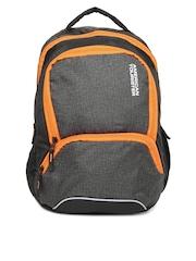 American Tourister Unisex Black Backpack