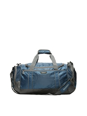 American Tourister Unisex Blue Duffle Bag