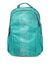 American Tourister Unisex Blue Urbane 04 Backpack