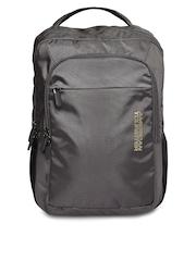 American Tourister Unisex Grey Citi Pro Backpack