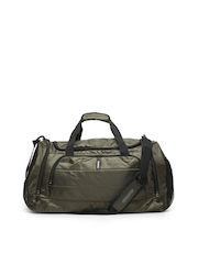 American Tourister Unisex Olive Duffle Bag